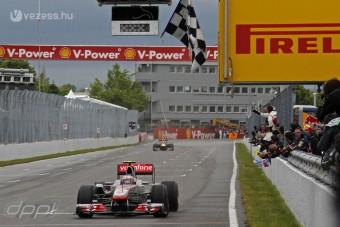 F1: Miért ne lehetne nyerni hat kiállással?
