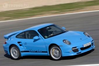 Porsche 911 visszahívás