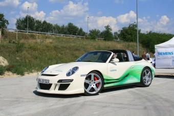 Néma Porsche a Siemenstől