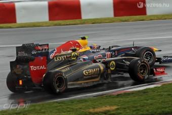 F1: Kiszállással fenyeget a Renault