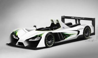 Az autóversenyzés zöld jövője