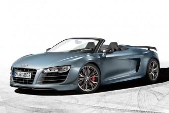 A leggyorsabb nyitott Audi két percben