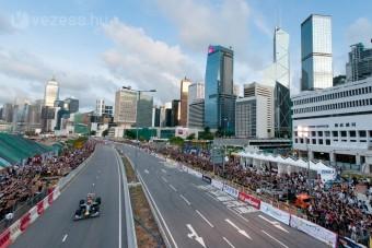 F1: Hongkong is futamot szeretne