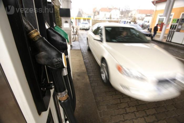 Európai összevetésben a hazai üzemanyagárak átlagosak
