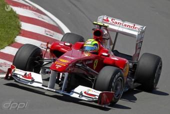 F1: A Ferrarinak nem kell Button