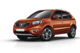 Megújult a Renault terepjárója