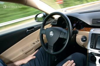 Önjáró autó a Volkswagentől