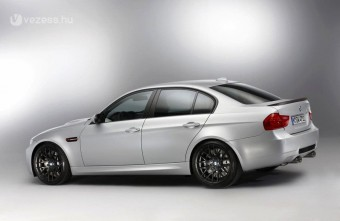 A leggyorsabb négyajtós BMW M3