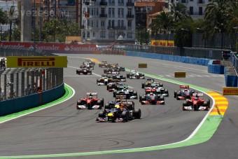 F1: Kísért a múlt Valenciában