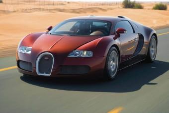 Elkészült az utolsó Bugatti Veyron