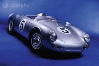 Feltámad a Porsche 550?