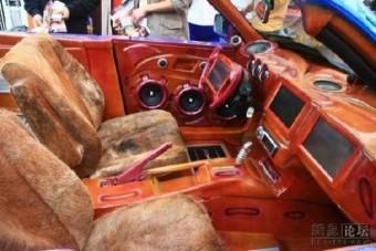 Kínai bóvli és giccs ölt meg egy BMW-t