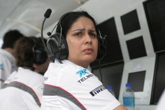 F1: A Sauber főnöknője nem lesz a csapat anyukája