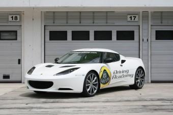 Vezettük a Lotus Evora S változatát