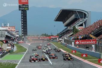 F1: Mégsem dől ki Barcelona?
