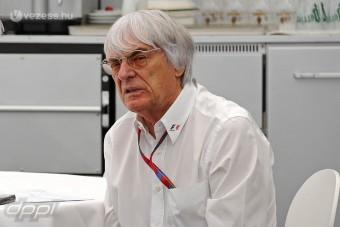 F1: Megzsarolták Ecclestone-t?