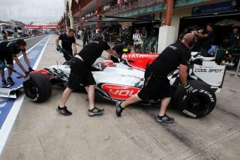 F1: Takarít az új tulaj a sereghajtónál