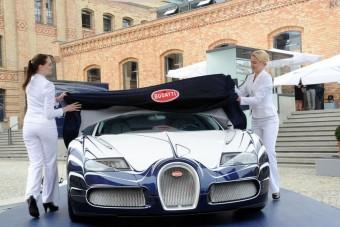 Porcelán Bugatti horror áron