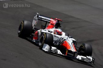 F1: Gazdát cserélt a Hispania