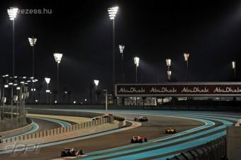 F1: Mégsem nyúlnak az abu-dzabi pályához