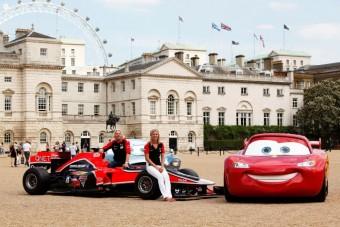 F1-es kiscsapat mutatja be a Verdák 2-t