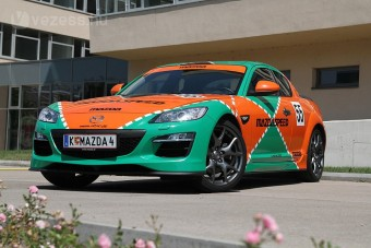 Vezettük: Mazda RX8