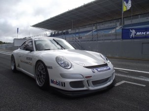 Michelin Pilot Sport Gumiteszt