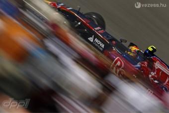 F1: Bukta a fogadást a Red Bull mindentudója