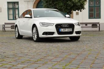 Teszt: Új A6 - Nagyvad az Auditól