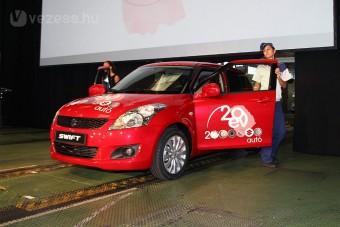 Dupla jubileum a Suzukinál
