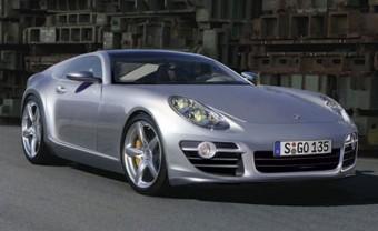 Új Ferrari-riválist tervez a Porsche