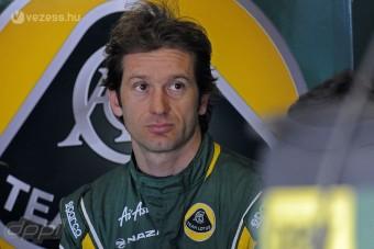 F1: A Lotus leváltja a veteránt