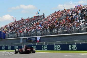 F1: Garantált fordulat, garantált hangerő