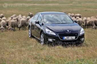 Peugeot 508 GT: Na, ki a király?