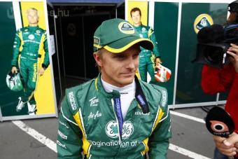 F1: Kovalainen nem adja az autóját