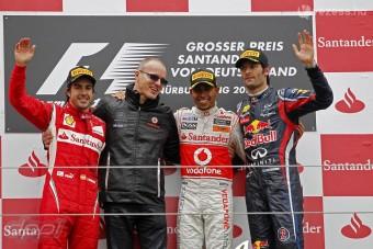 Webber veszélyt lát a McLarenben, Ferrariban