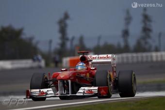 F1: Agresszív autót ígér 2012-re a Ferrari