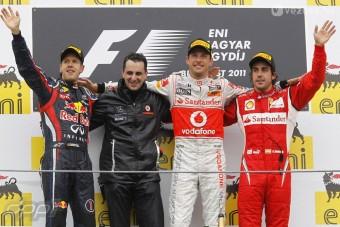 F1: Vettel nem bírt a McLarennel