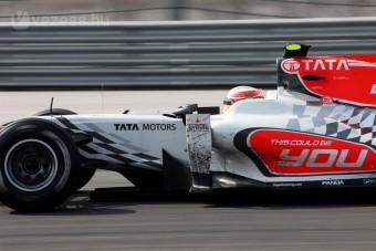 F1: Egymást kóstolgatják a sereghajtók