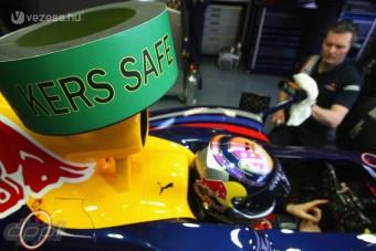 F1: Ötször hatékonyabb a jövő KERS-e