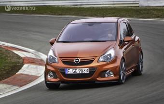 Takarékos és ütős változat az Opel Corsából