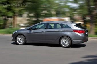 Exkluzív: teszten a japán-verő Hyundai