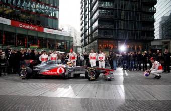 F1: McLaren-parádé Manchesterben