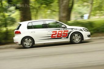 Teszt: VW Golf 1,4 TSI R-Design