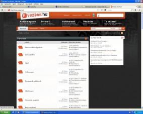 Szolgálati közlemény: Megújul a Vezess.hu fóruma!
