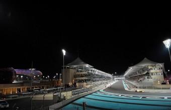 F1: Csak milliomosokat várnak Abu Dzabiba