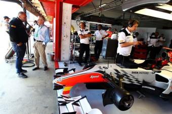 F1: Szilárd alapon a legkisebb csapat