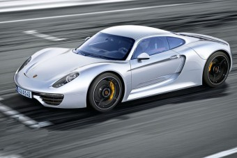 Új szuper-Porsche készül