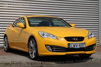Teszt: Hyundai Genesis Coupe 2,0T