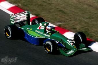 Schumacher füllentéssel került a Forma-1-be